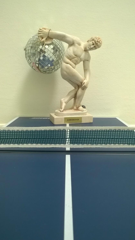 ping pong sportinstitut zbm