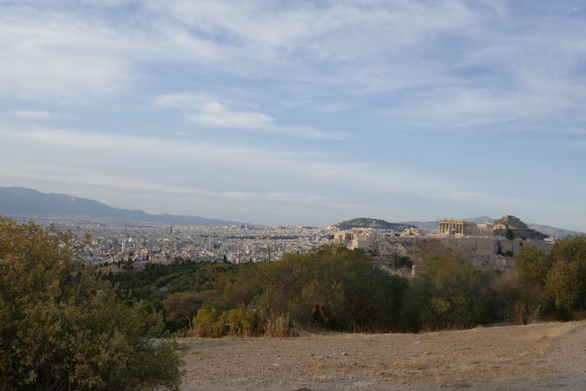 Auf Augenhöhe mit Athen01