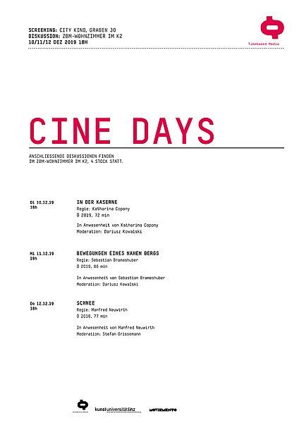 Cine Days_2019